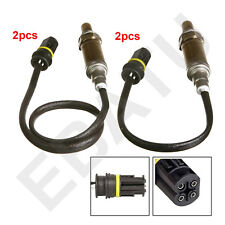 4Pcs Upstream & Downstream Oxygen O2 Sensor For Mercedes Cl500 E320 E430 S500