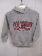 Detroit Red Wings YOUTH Hooded Sweatshirt NHL
