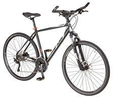 Men's Bike KTM Itero Cross Shimano 30G black matte 63 cm
