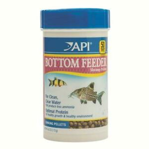 API BOTTOM FEEDER SHRIMP PELLETS 113G