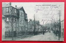 AK NIEDERDORF im Erzgebirge 1929 Strassenpartie aus dem Ort   ( 16238