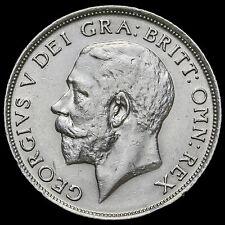 Chelín plata 1911 George V – ef