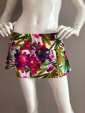 New Sunsets Contemporary Honolulu Swim Skirt  Bikini Bottom Size XL