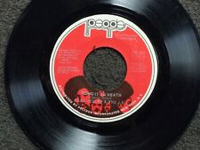 northern soul FRED WESLEY /J B'S Doing It To Death PEOPLE 621 M-