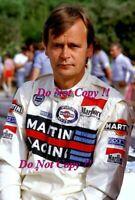 Markku Alen Martini Lancia WRC Portrait 1984 Photograph