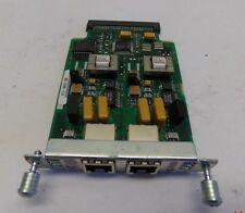 Cisco VIC 2FXO 2-Port Voice Interface Card- 800-02495-01