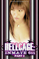 Hellcage: Inmate 611 Part II (DVD, 2014) USED FREE S/H