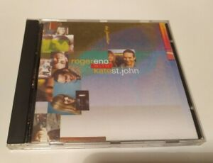 CD The Familiar Roger Eno With Kate St. John 1992 Opal Music