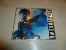 BOBBY BROWN - Humpin' Around - Deleted 1992 UK 4-track CD single