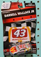Nascar Authentics 1:64 Diecast 2019 Wave 12 Darrell Wallace JR McDonalds