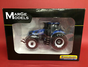 MarGe Models 1/32 New Holland T8.435 Blue Tractor No1704 MIB