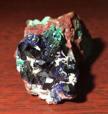 AZURITE & Malchite - Morenci Mine, Clifton, Greenlee County, Arizona