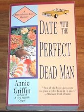 ANNIE GRIFFIN Date With The Perfect Dead Man *NFINE* Hannah And Kiki Mystery #2