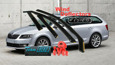 SKODA OCTAVIA III 5D 2013 - ESTATE / WAGON Wind deflectors  4.pc  HEKO   28340