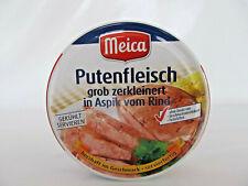 Meica Putenfleisch grob zerkleinert in Aspik vom Rind 200 g Dose