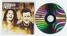 Stereo Herz - cd-PROMO - KOSTBAR © 2015 - German-1-Track-CD - POP - SCHLAGER