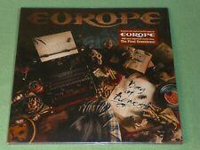 EUROPE Bag Of Bones 1st PRESS LP VINYL Ear Music – 0207748ERE EXCELLENT