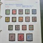 GB King Edward VII 1902 to 1913 The Complete Set SG 217 to SG 313 HIGH VALUES