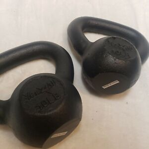 10lb Kettlebell Set 20lbs Total Weight Yes4all Weight