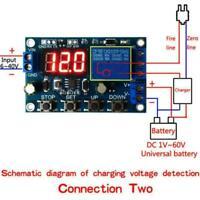Battery Charger Discharger Board Under Voltage Over V0I9 R8L9