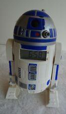 Star Wars R2-D2 Electronic Digital Alarm Clock c/w Projector by Pepsi 1999