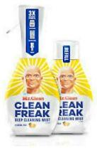 Clean Freak - Mr Clean LEMON ZEST Cleaning Mist MultiSurface Spray (1+1 Refill)