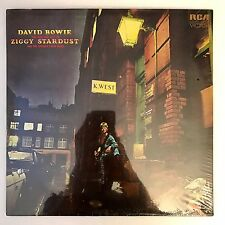 David Bowie - The Rise & Fall of Ziggy Stardust - SEALED 1972 1st Press LSP-4702