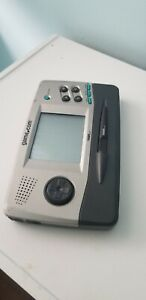 Tiger Game.com Handheld Console WORKS w/Indy 500 and Tiger Web Link Cartridges