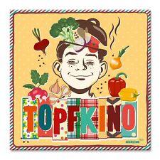 Topfuntersetzer TOPFKINO von Sticky Jam aus Keramik