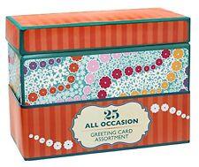 Paper Magic All Occasion Handmade Greeting Card w/ Keepsake Box, 25 Pieces