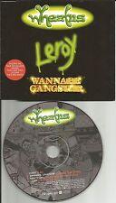WHEATUS Leroy w/ REMIX & ACOUSTIC & VIDEO CD Single w/ POSTER USA seller 2002