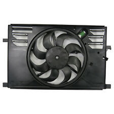 Dual Radiator and Condenser Fan Assembly TYC 623740