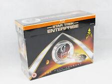 Star Trek - Enterprise, komplette Serie 1-4 [Blu-ray], mit Deutsch