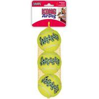 Kong Air Dog Tennis Ball Squeaky Squeakair X Small Small Medium Large Balls