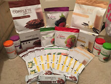 NEW JUICE PLUS BOOSTERS SHAKES AND CAPSULES WEIGHT LOSS TRIALS