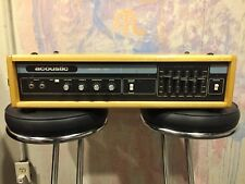 Vintage Acoustic Control Corp Bass Amp Model 122 (Head only)