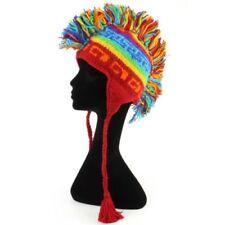 Accessoires Bonnet multicolore pour homme en 100% laine
