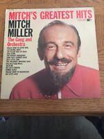 Mitch Miller Mitch's Greatest Hits 33 LP Record Album