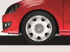 Original Volkswagen Radzierblenden für Fox und Polo 14 Zoll Radkappe Satz NEU