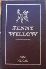 Jenny Willow Mike Gaddis Limited 750 Copies, Numbered, Signed New Free Shippping