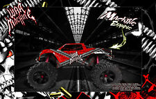 TRAXXAS X-MAXX HOP UP BODY GRAPHIC BODY WRAP ACCENT KIT FOR UNBREAKABLE & STOCK