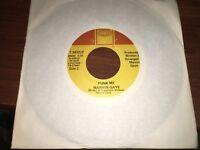 "Marvin Gaye ""Praise""/ ""Funk Me"" SOUL 45 on Tamla Label In VG++/E"