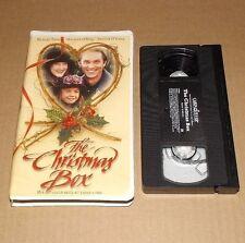 The Christmas Box (VHS, 1997) Richard Thomas Maureen O'Hara Annette O'Toole