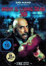 DOPPEL-DVD NEU/OVP - Night Of The Living Dead 3D - Ungeschnittene Fassung