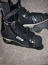 New listing Bauer Nhl roller blades black skates Hockey Roller size 12 Off Ice Inline H3