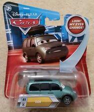 CARS - VAN - Mattel Disney Pixar Eyes Change