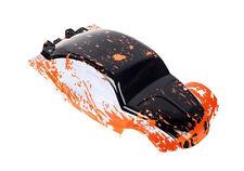 Custom Buggy Body Muddy Orange/WB Shell for Traxxas Slash 1/10 Baja Truck 1:10