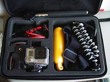 GoPro HERO3 + Plus Black Edition Camcorder 64GB Memory card, Head Mount, Case ++