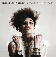 Noblesse Oblige - Affair of the heart CD *NEU*OVP*