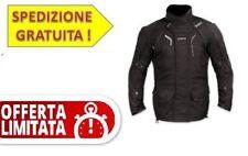 Giubbino giacca genius a-pro sfoderabile con protezioni taglia M colore nero